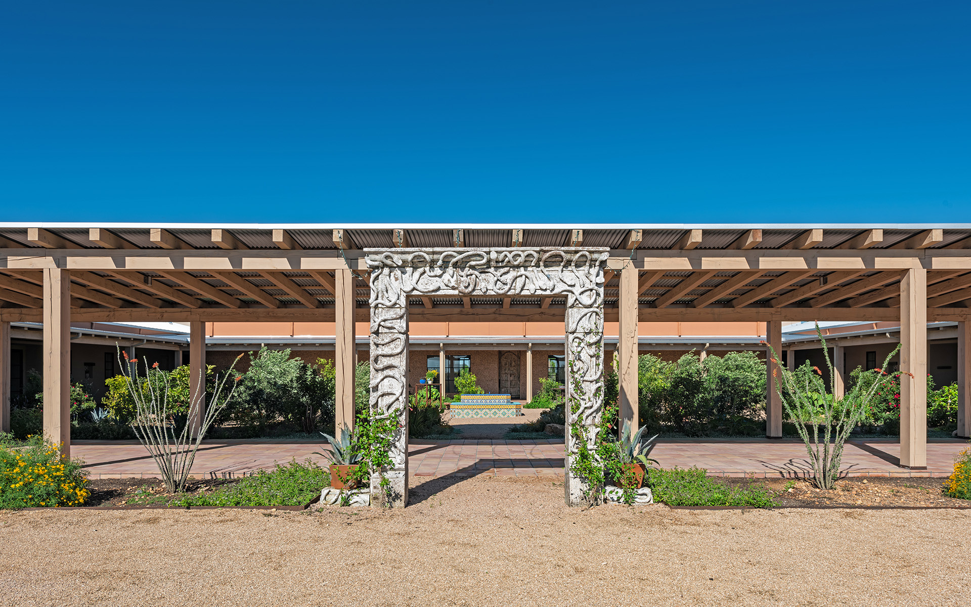 Hacienda Jardin Portal