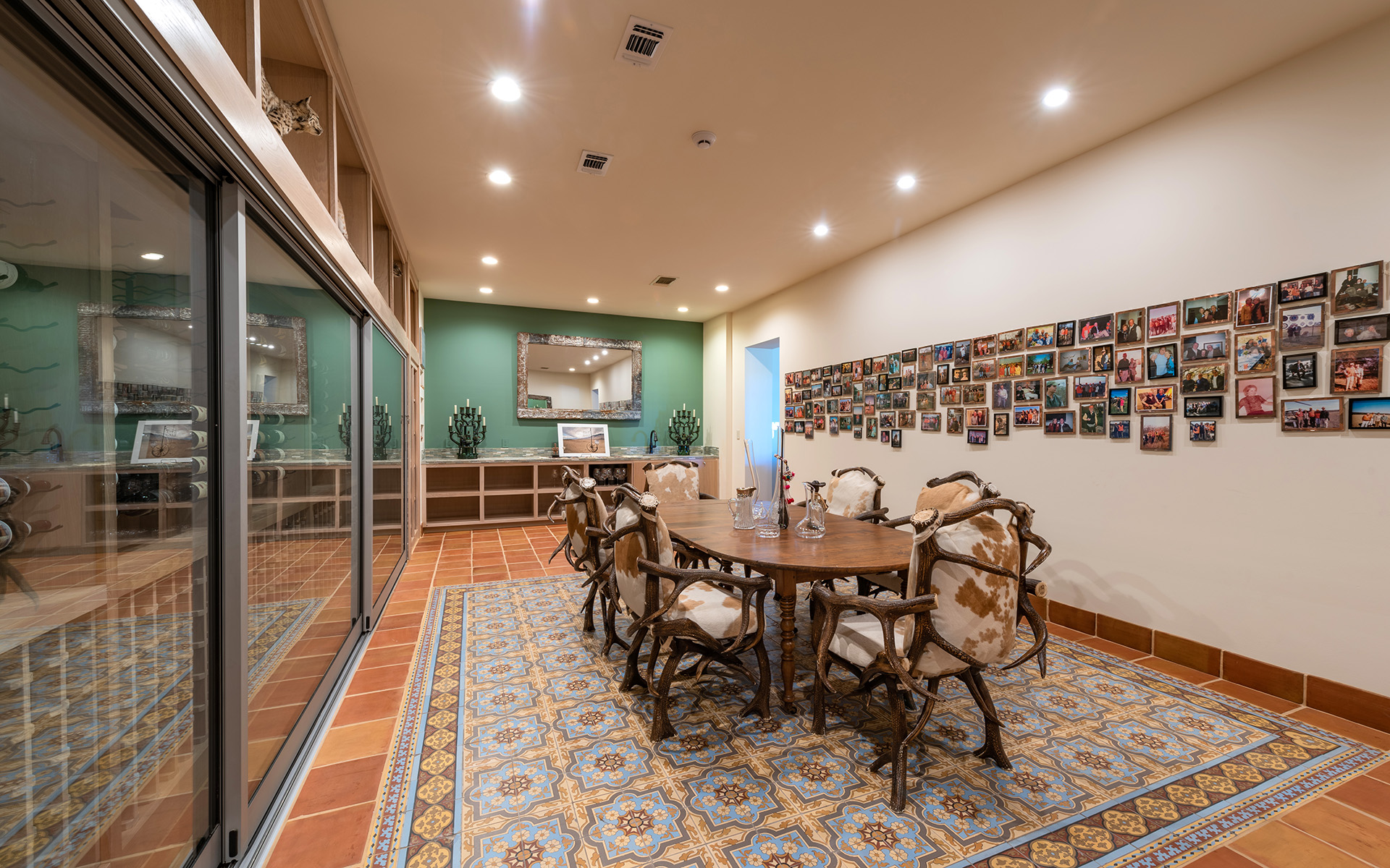 Hacienda Wine Room