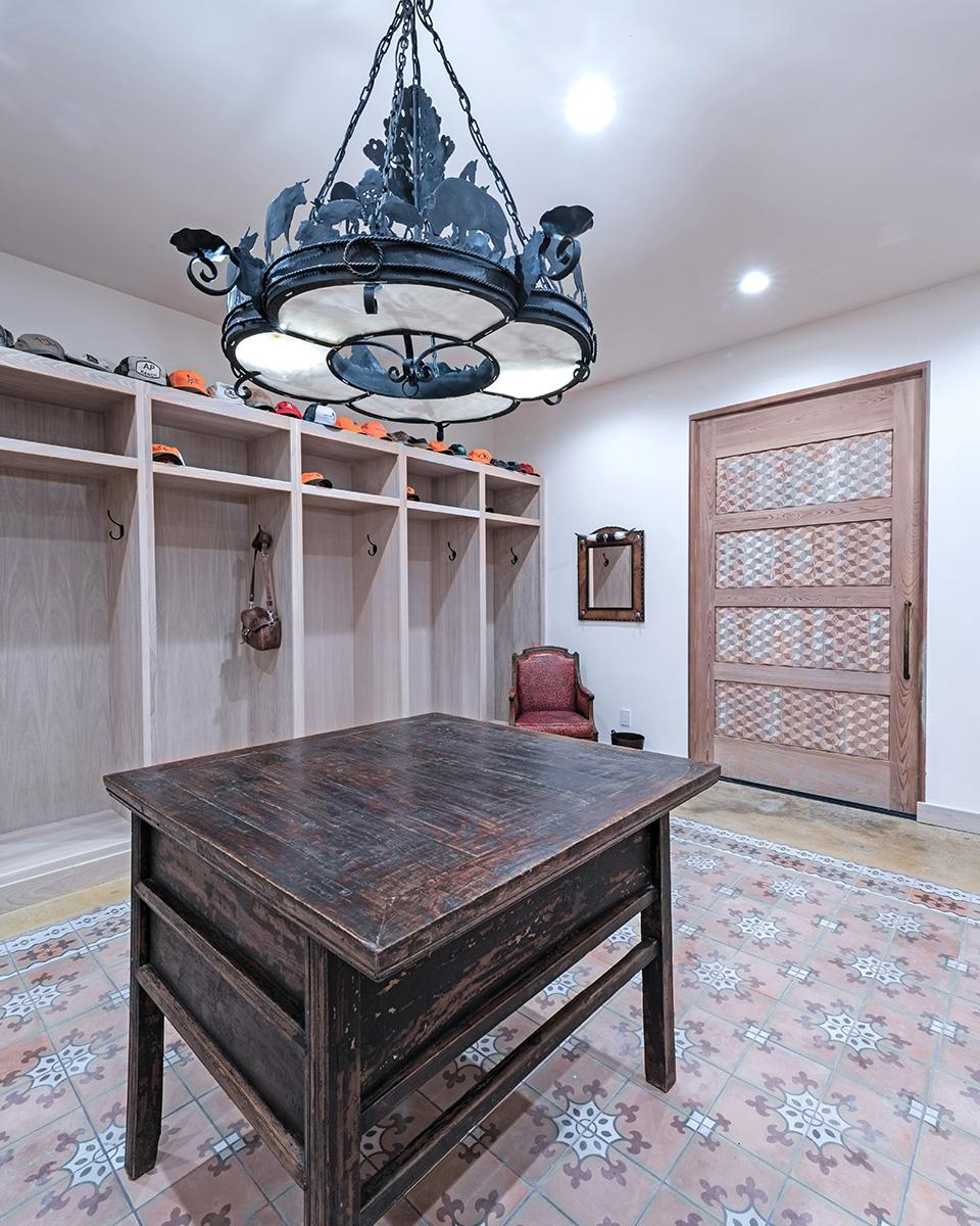 Hacienda Gear Room