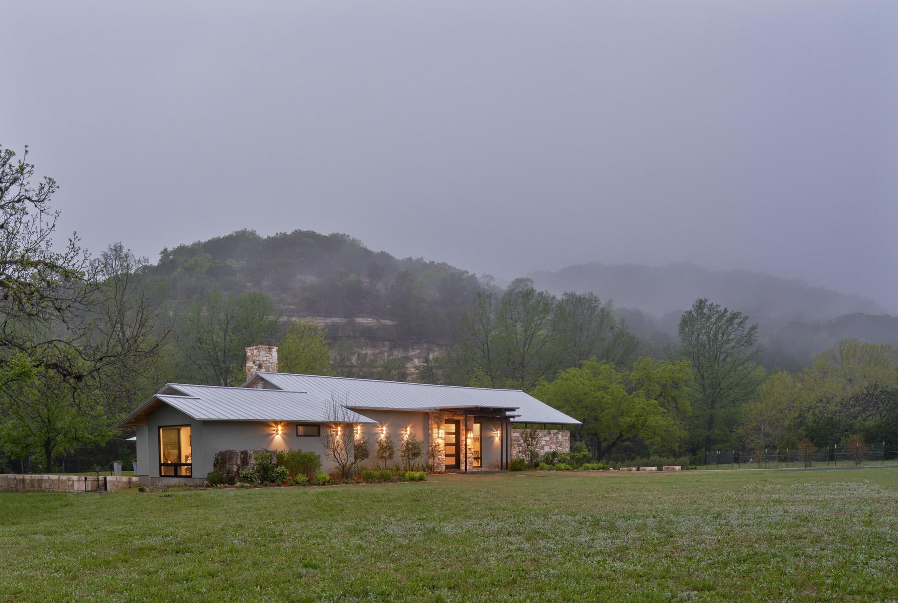 Tarpley Ranch - Front Elevation