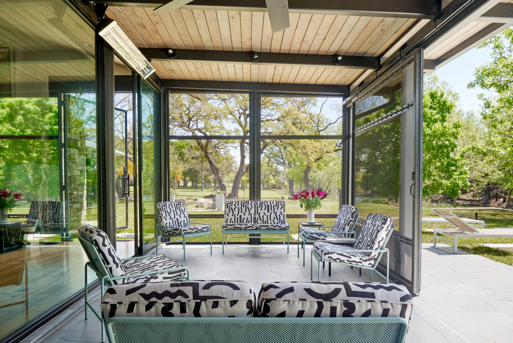 Tarpley Ranch - Sunroom