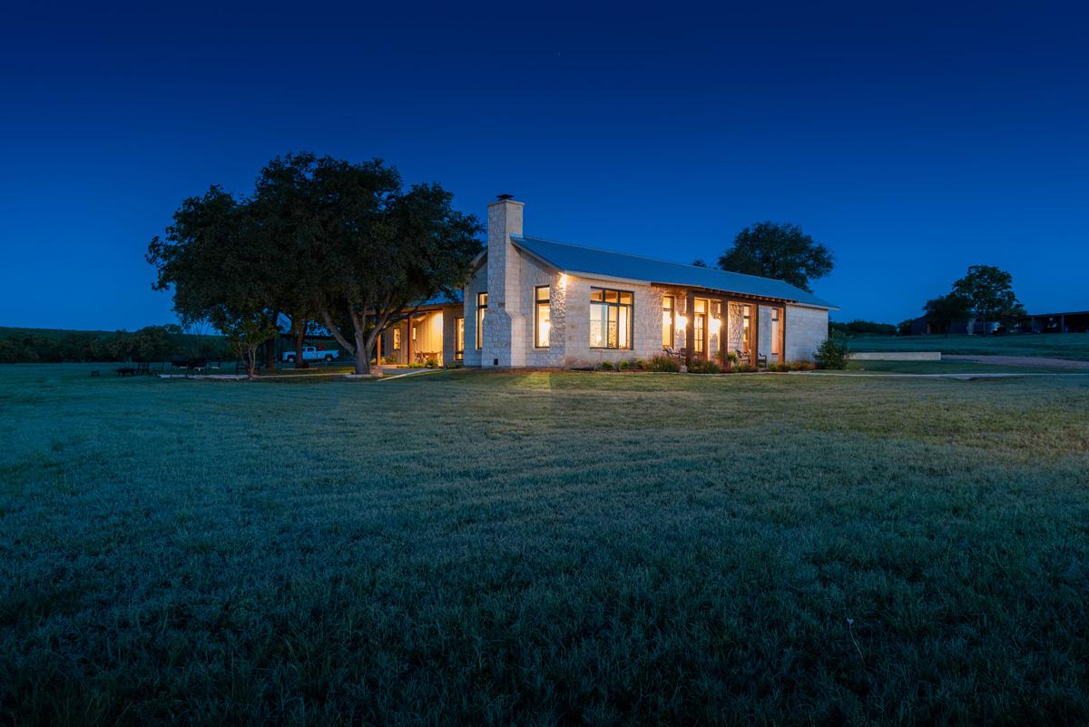 Ranch House - At Dawn