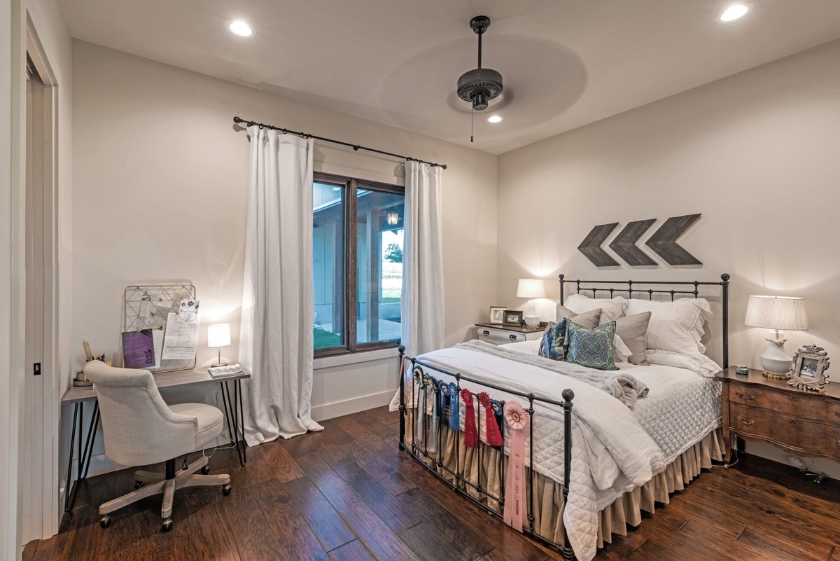 Ranch House - Bedroom 2