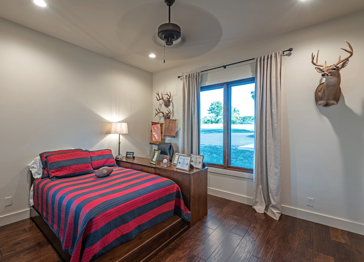 Ranch House - Bedroom 1