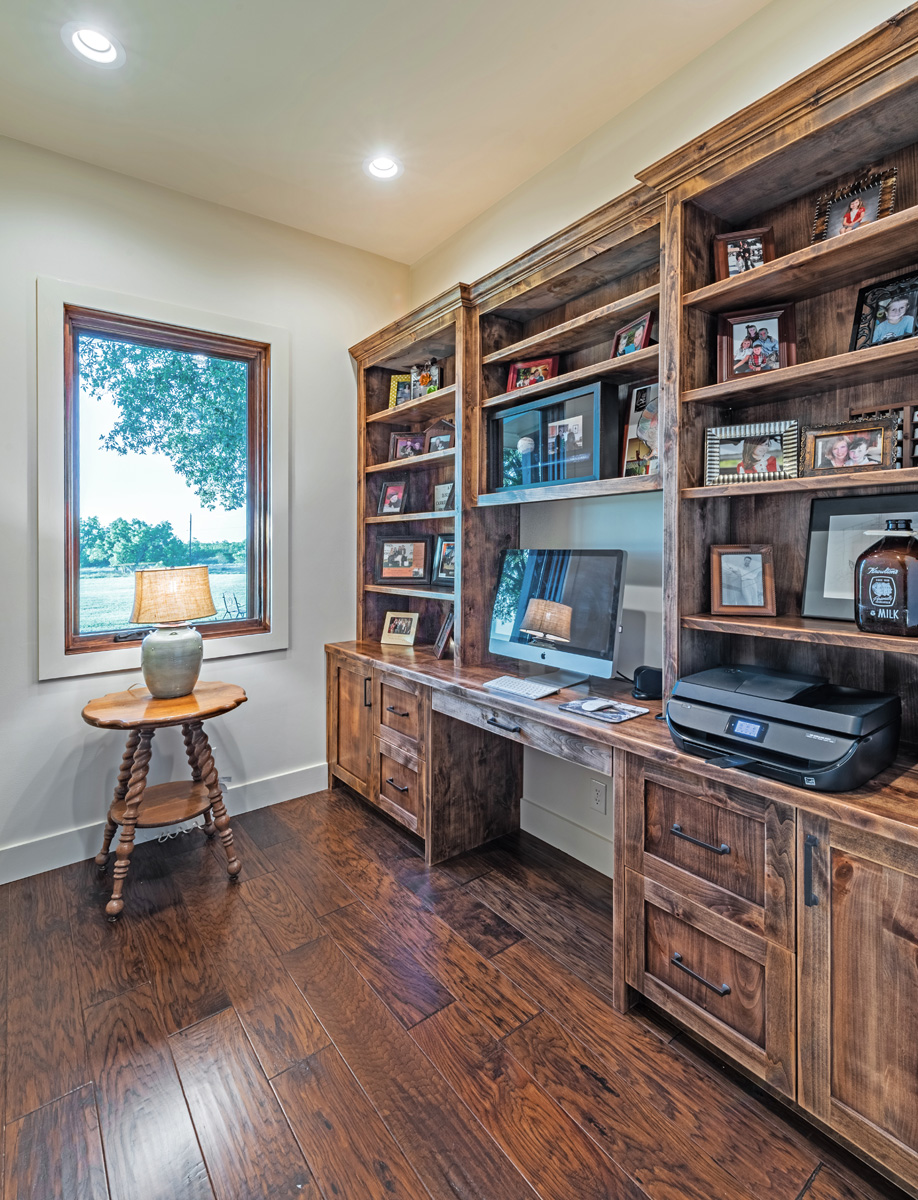 Ranch House - Home Office