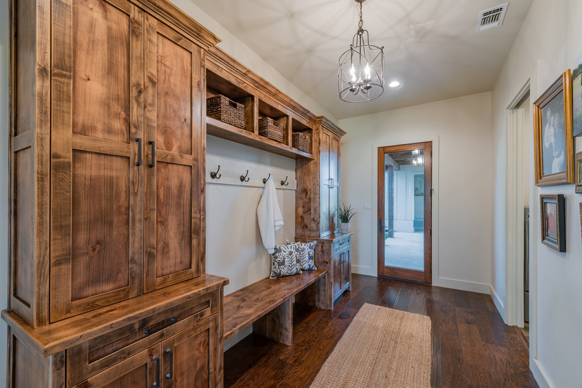 Ranch House - Mud Room