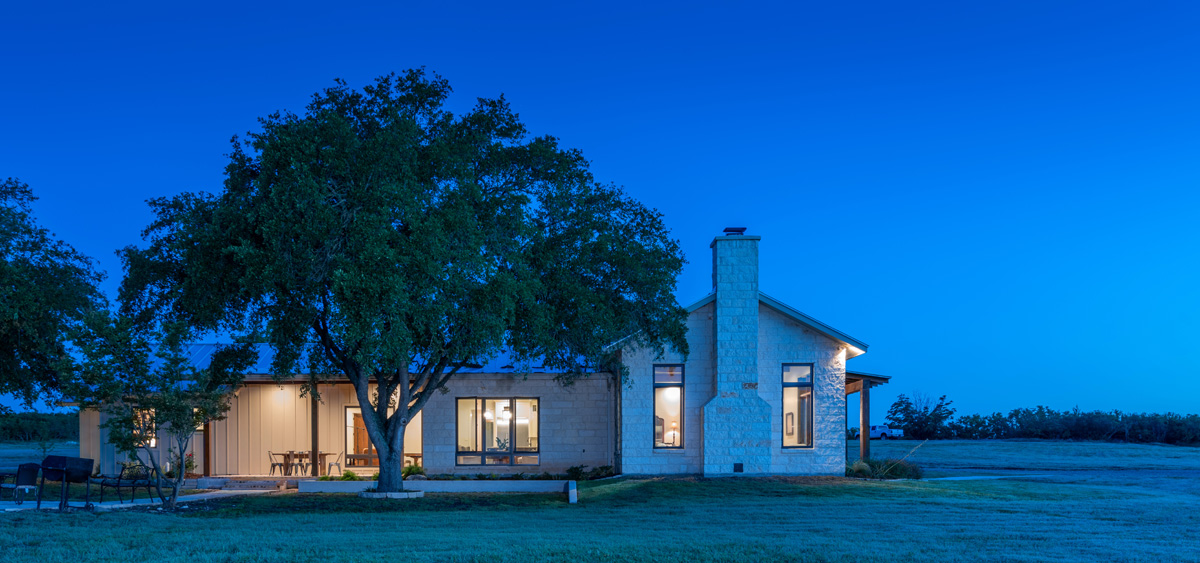 Ranch House - Early Morning